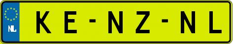 Kennzeichen-NL