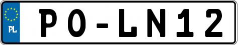 Kennzeichen-PL